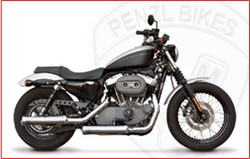 "Picture of Penzl ""Retro Shorty"" /  Sportster / verchromt / bis Bj. 2003"