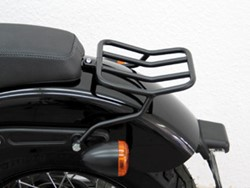 Picture of Rearrack f. H.D.- Softail Blackline/Slim / schwarz