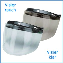 Picture of Visier klar / schwarz