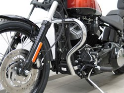 Picture of Motorschutzbügel f. H.D.- Softail Blackline / 38 mm / chrom