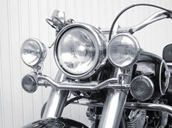 "Picture of 4,5"" Spotlight Kit Yamaha 1600 Wild Star"