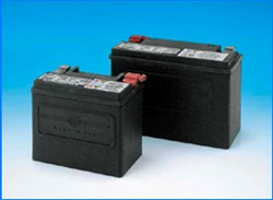 Bild von Big Power Genuine AGM Batterie 19 AH / + Rechts