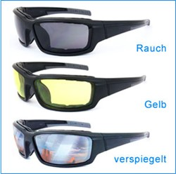 "Picture of Brille "" Milwaukee "" rauch / getönt"