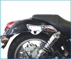 Picture of Halter f. Kawasaki VN 1600 MS/ Vulcan 1500 MS / chrom