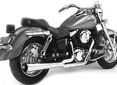"Picture of Auspuffanlage Vance & Hines ""Pro-Pipe 2-1"" VN 1500"