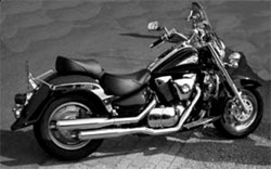 "Picture of Auspuffanlage Classic II Vance & Hines ""Slash Cut"" f. VL 800 Volusia"