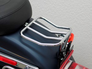 Bild von Rear-Rack Chrom f. H.D.Softail ab 07 (Twin Cam 96B)