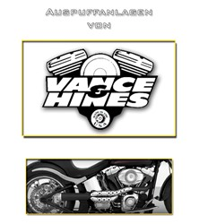 Picture for category Vance&Hines+FREEDOM PERF. mit EG/TÜV