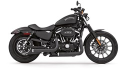 Picture of FREEDOM EG/ABE STAGGRED DUALS 2 in 2 / SCHWARZ / SOFTAIL EG/ABE E3+E4