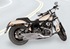 Bild von Jekill & Hyde SHORTY E3 + E4 / Chrom /  Fat Bob+Low Rider(S)+Wide Glide, Bild 1