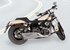 Bild von Jekill & Hyde SHORTY E3 + E4 / Chrom /  Fat Bob+Low Rider(S)+Wide Glide, Bild 2