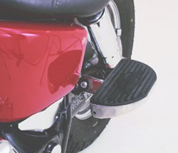 Picture of Trittbretter hinten Honda VT 1100 C2