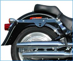 Picture of Halter f. H.-D. Softail ab Bj.00 / chrom