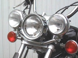 Picture of Scheinwerferkit Yamaha XVS 650 / 1100 Drag Star